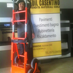 Edil-casentino testimonial Mario Carrelli