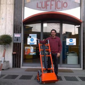 L-Ufficio testimonial Mario Carrelli
