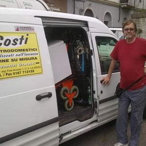 Costi_Elettrodomestici testimonial Mario Carrelli
