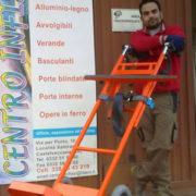 Centro_Infissi Testimonial Mario