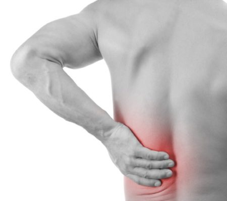 Serramenti mal di schiena