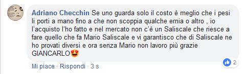 opinioni saliscale Mario